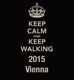 2015: a gyaloglás éve Bécsben!!