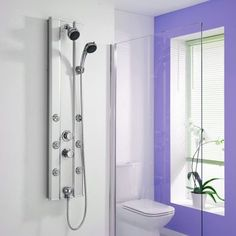This thermostatic shower panel offers great value for money!