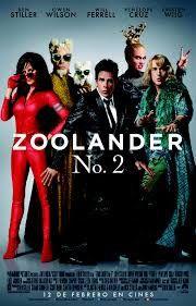 ZOOLANDER 2 (HD) UV