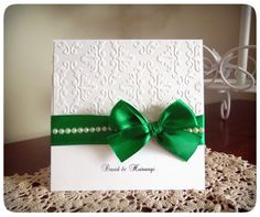 Hey, I found this really awesome Etsy listing at https://www.etsy.com/listing/163441572/emerald-green-damask-pocketfold-wedding