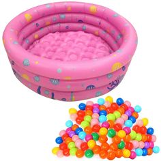 Swimming Pool & Accessories Responsible Baby Inflatable Pool Small Size Can Be Bath Tub Big Size Can Be Swimming Pool Good Kids Birthday Gift Ball Pit For Outdoor Use Big Clearance Sale Mother & Kids