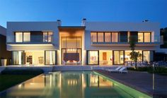 dream home | glamorous dream house designs Modern Dream House design layout with a ...