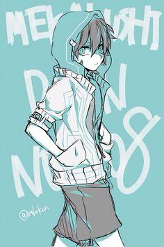 Blindfold Gang No. All Anime, Anime Guys, Manga Anime, Anime Art, Zelda Anime, Character Inspiration, Character Design, Anime Child, Kagerou Project