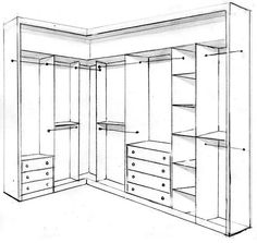 40 Ideas Master Closet Design Layout Laundry For 2019 Master Closet Design, Walk In Closet Design, Master Bedroom Closet, Closet Designs, Corner Wardrobe, Wardrobe Design Bedroom, Bedroom Wardrobe, Wardrobe Closet, Bedroom Cupboard Designs