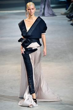 Haider Ackermann Spring 2011 RTW - Runway Photos - Fashion Week - Runway, Fashion Shows and Collections - Vogue