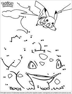 Pokemon coloring page connect the dots Pokemon coloring page connect the dots Related posts: Pokemon Laughing Dot to Dot Printable Worksheet – Connect The Dots Pikachu Pokemon Coloring Page Adult Pokemon Pikachu coloring page Vulpix Pokemon Coloring Page Truck Coloring Pages, Cartoon Coloring Pages, Colouring Pages, Coloring Pages For Kids, Pokemon Birthday, Pokemon Party, Pokemon Go, Pokemon Fusion, Painting Activities