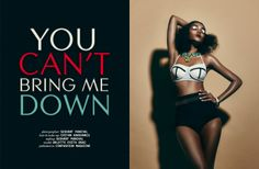 """Sushant Panchal: """"You can't bring me down"""" http://www.confashionmag.pl/webitorial/you-can-t-bring-me-down.html"""