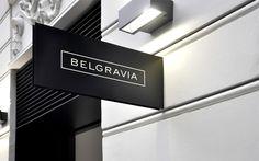 BELGRAVIA on Behance