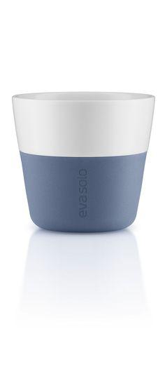 Cookinglife bietet eine große Auswahl an Eva Solo. Dies gilt auch für diese Kaffeetassen, die in verschiedenen Farben erhältlich sind. Kitchenware, Tableware, Serving Bowls, Appliances, Faucets, Furniture, Products, Danish Design, Coffee Cups