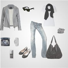 Grey mood, created by mesmoires.polyvore.com