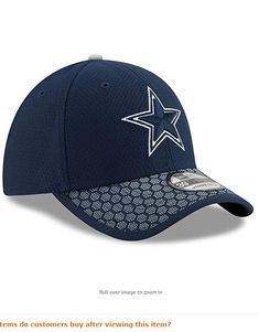 New Era Dallas Cowboys Sideline Cap All Nfl Teams, Hard Work And Dedication, Dallas Cowboys, Baseball Hats, How Are You Feeling, Take That, Spirit, Cap, How To Wear
