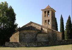 Sant Martí de Capsec. La Garrotxa.