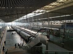 Xuzhou Train Station, 2016