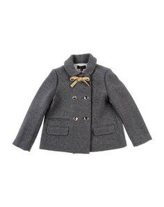 Cappotto Twin-Set Simona Barbieri Bambina 3-8 anni.  Acquista su yoox.com: per te i migliori brand della moda e del design, consegna in 48h e pagamento sicuro.