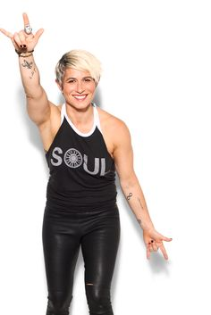 Melanie Griffith master instructor soul cycle nyc