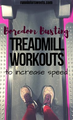 This treadmill workout for runners is the ideal running hit workout. Beat boredom with this running interval workout! It's fun … Interval Running Workouts, Running Workout Plan, Speed Workout, Running On Treadmill, Beginner Half Marathon Training, Marathon Tips, Running For Beginners, Running Tips, Running Songs