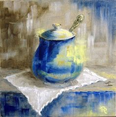 Buy Preserve Pot, Oil painting by Rebecca Pells on Artfinder. Discover thousands of other original paintings, prints, sculptures and photography from independent artists.