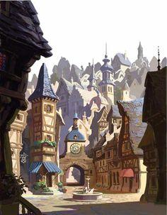 Medieval Square
