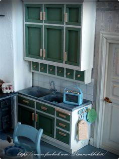 Lissun nukkekoti, Lissu's dollhouse