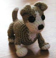 Perrito Beagle Amigurumi a Crochet - Patron Gratis en ...