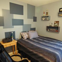 Teen Boy Rooms Design Ideas, Pictures, Remodel, And Decor   Page 2