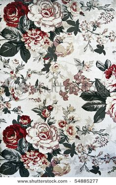 Photo about Fragment of retro tapestry fabric pattern with colorful floral ornament on white background. Image of rose, interior, nature - 18380596 Tapestry Fabric, Tapestry Floral, Photo Pattern, Stock Image, Retro, Birds In Flight, Fabric Patterns, Royalty Free Stock Photos, Images