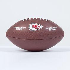Ballon NFL Kansas City Chiefs   http://touchdownshop.fr/taille-officielle/444-ballon-nfl-kansas-city-chiefs.html