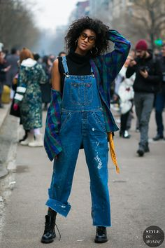 Imaan Hammam by STYLEDUMONDE Street Style Fashion Photography