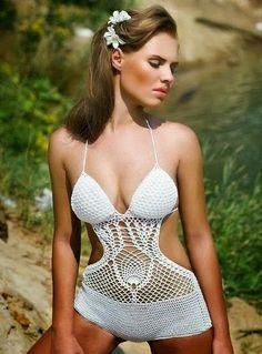 Realizzato Ivelise bro: Costumi da bagno Crochet Inspiration Parte III