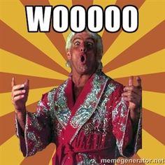 WOOOOO  | Ric Flair