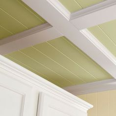 House Revivals: Colorful Painted Paneling