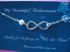 Hey, I found this really awesome Etsy listing at http://www.etsy.com/listing/124593077/infinity-necklace-bridesmaids-gifts-best