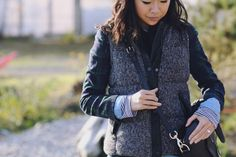 hey pretty thing Layering for the cold weather