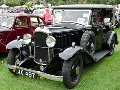 Vauxhall Cadet Cabriolet – 1933