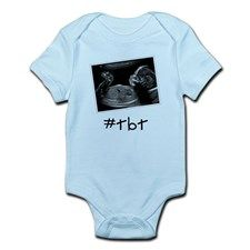 Baby Throw Back Thursday Infant Bodysuit for