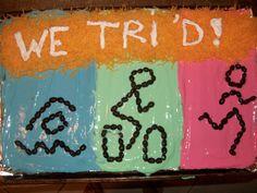 Swim, Bike, Run - TRI