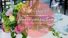 como elegir las flores correctas para tu evento https://gabrielacastelo.com/elegir-las-flores-correctas-evento/