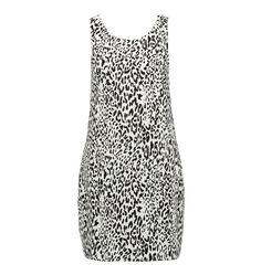 Payton printed A-line dress - Forever New