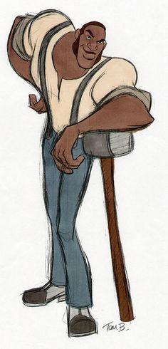 Tom Bancroft: Character design,Illustration,Animation | Character Design https://www.facebook.com/CharacterDesignReferences
