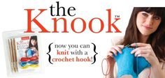 Knook Crocheting Patterns | The Knook