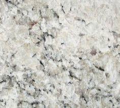 Dallas white granite, SO EXCITED!