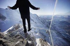 Le 8 piattaforme panoramiche più spaventose del mondo » Fotografia di Robert Pratta, Reuters/Corbis