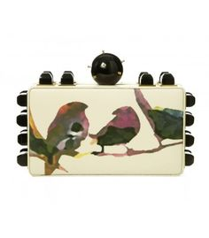 Tonya Hawkes For The Birds Clutch