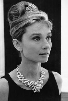 vintagegal:  Audrey Hepburn photographed forBreakfast at Tiffany's (1961) dir. Blake Edwards