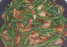 Bomb Ass Green Beans Recipe -  Yummy this dish is very delicous. Let's make Bomb Ass Green Beans in your home!