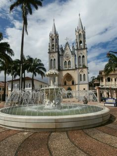 Catedral de Malabo, Guinea Ecuatorial.