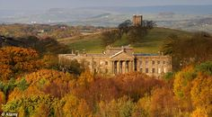 Wonderful walks for autumn: Follies and frolicking deer at Lyme ...