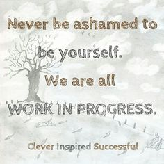 < Never be ashamed to be #yourself > < We are all work in #progress > Get updates and special offers on Instagram http://ift.tt/1W9wMhj Twitter http://twitter.com/Clever_Inspire Like and share our official Facebook page http://ift.tt/21xvvjy #moneyonline #comment #comments #commentbellow #cash #makemoney #makemoneyonline #makemoneyfromhome #makemoneyfast #makemoneynow #easymoney #easycash #getpaid #workfromhome #onlinemoney #workfromhomemom #workfromanywhere #workonline