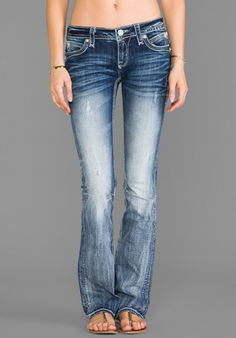 Rock Revival Parol Easy Boot Stretch Jean - Women&39s Jeans | Buckle