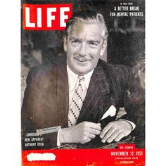 Cover Print of Life, November 12 1951 | $6.60